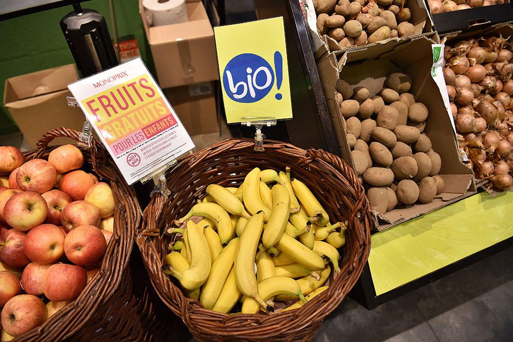 Bio importé: les producteurs antillais de bananes engrangent des soutiens
