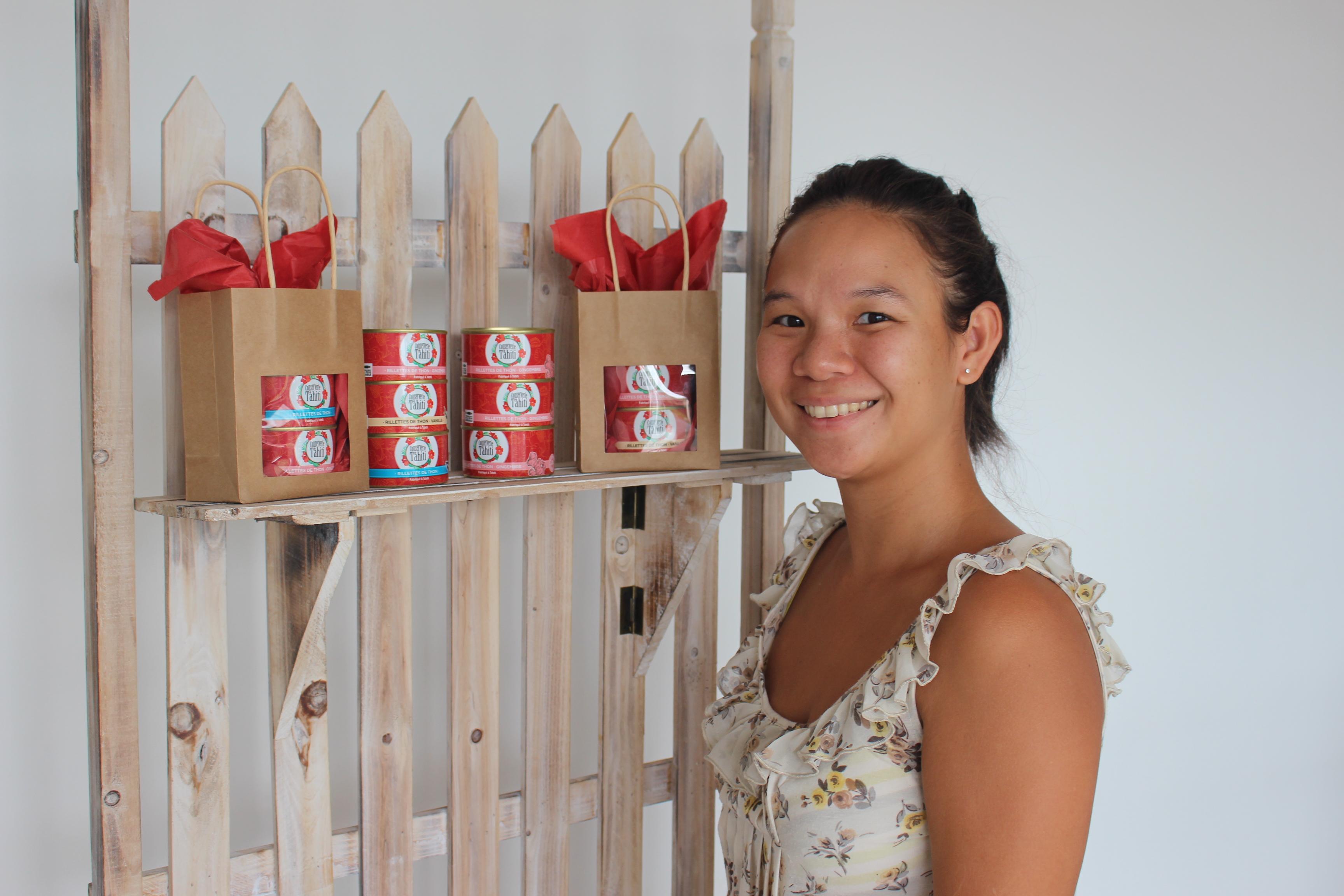 La Conserverie de Tahiti, des produits chics et éco-responsables