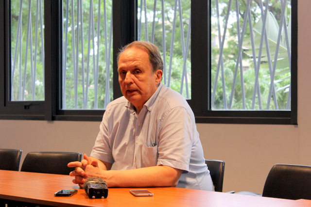 Alain Christnacht envisage un guichet local pour le Civen