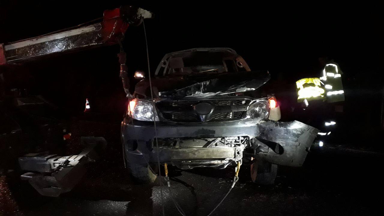 Accident mortel à Mahaena