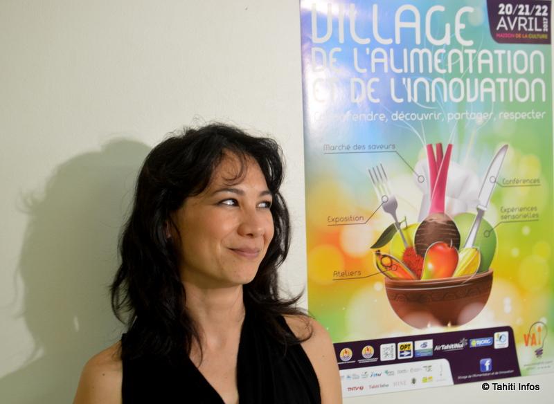 Nathalie Politzer, responsable de formations et projets à l'Institut du goût de Paris, assurait cet atelier de formation de notre palais
