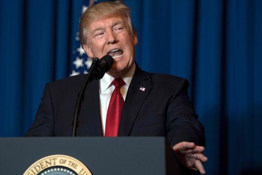 Le Congrès américain veut cadrer Donald Trump sur la Syrie