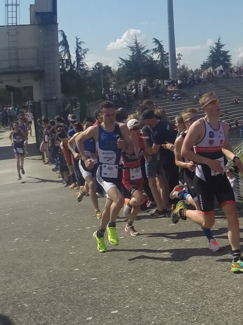 Duathlon « Championnat de France » : Enorme déception pour Raphaël Armour-Lazzari