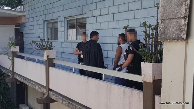Le détenu radicalisé a été reconduit en cellule après sa condamnation ce lundi à 40 mois de prison ferme.