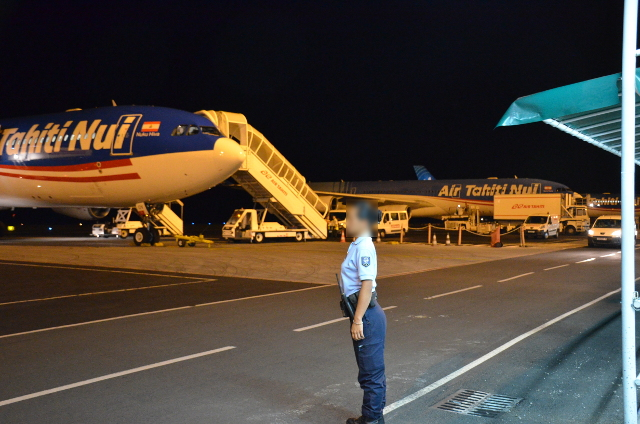 Retard du vol d'Air Tahiti Nui en provenance d'Auckland pour raison technique
