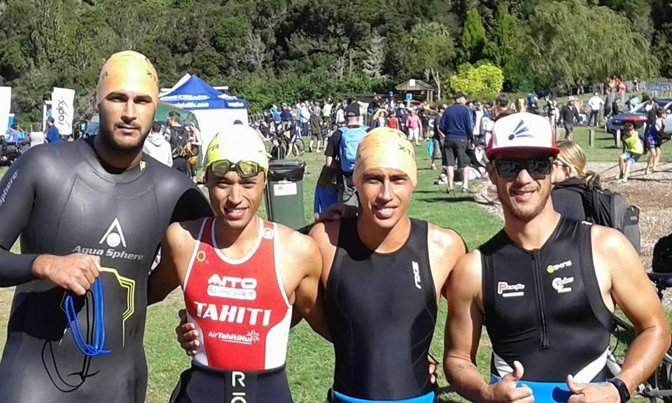 Triathlon  » Xterra de Rotorua » : Bilan positif pour les Tahitiens