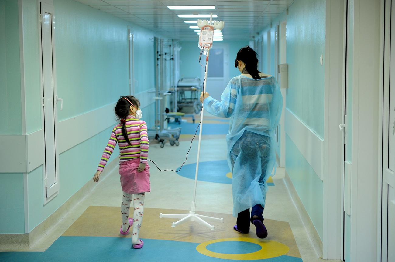 Les cancers chez les enfants ont augmenté de 13% en 20 ans, estime l'OMS