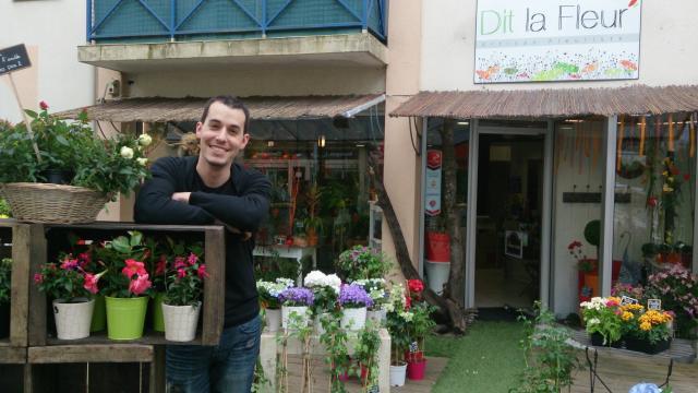 Adrien Morais-Pereira était fleuriste à Nantes. (photo Ouest-France)