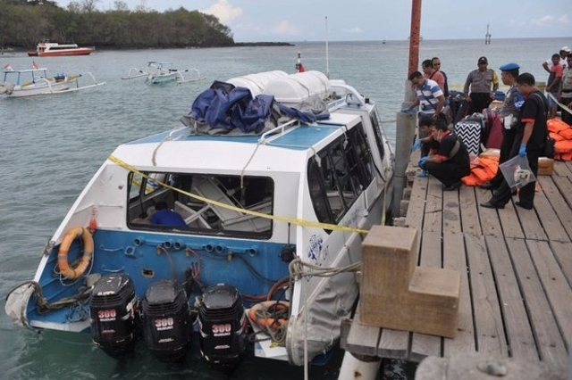 Indonésie: au moins 11 morts dans deux accidents de bateau
