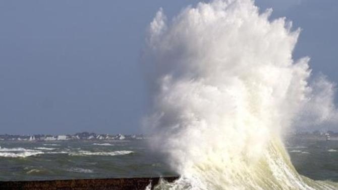 La Nouvelle-Zélande menacée par une violente tempête