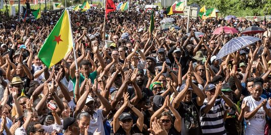 Le conflit social en Guyane se prépare à une nouvelle phase dans la mobilisation