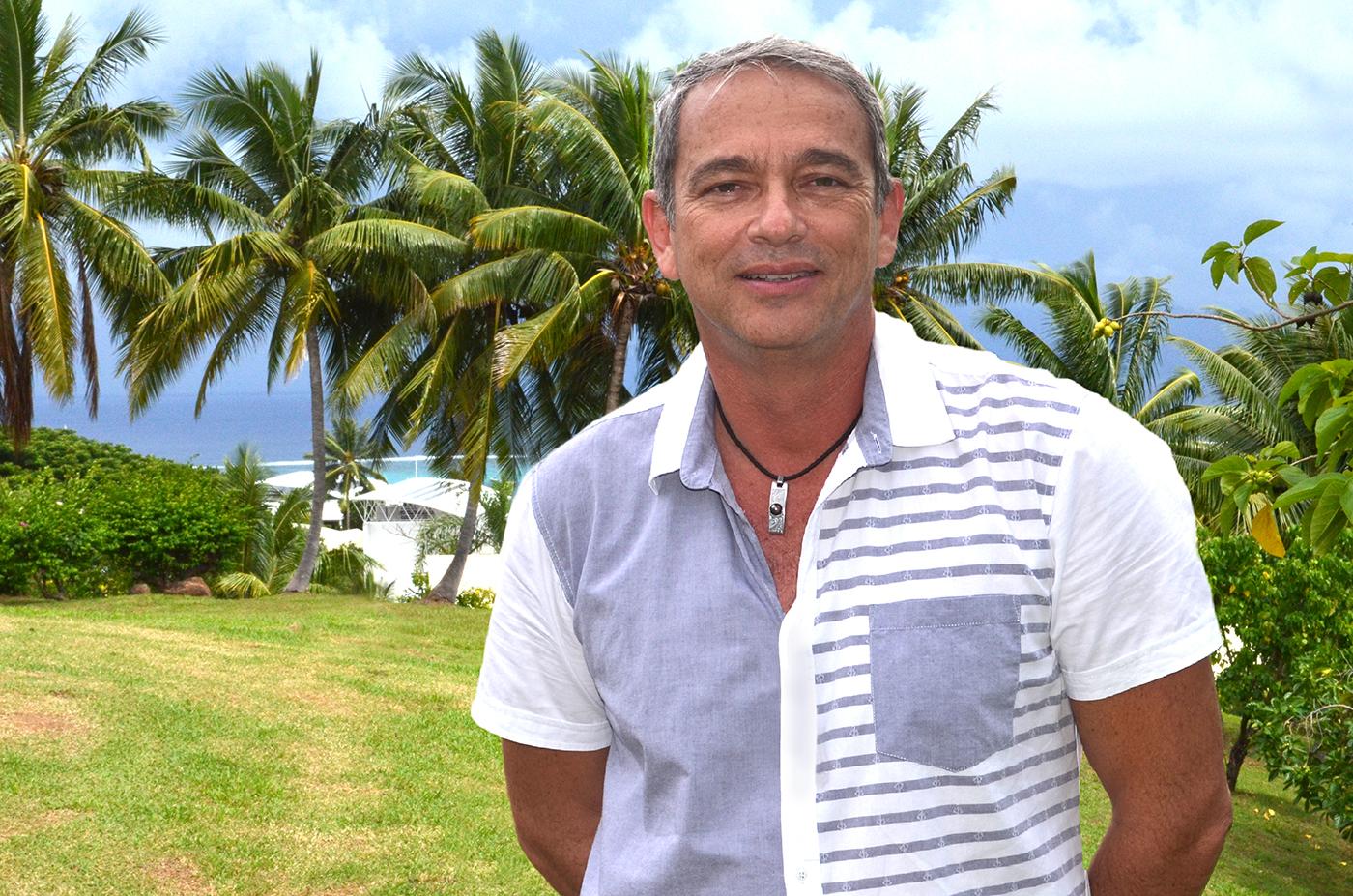 Patrick Capolsini, nouveau président de l'UPF
