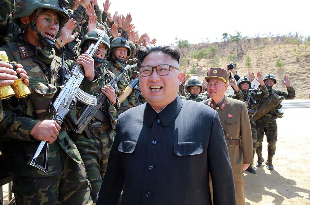 Corée du Nord : l'armée durcit le ton face aux Américains