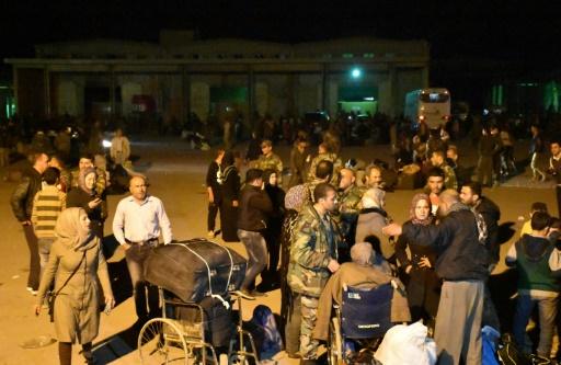 Une opération d'évacuation tourne au carnage en Syrie, 126 morts