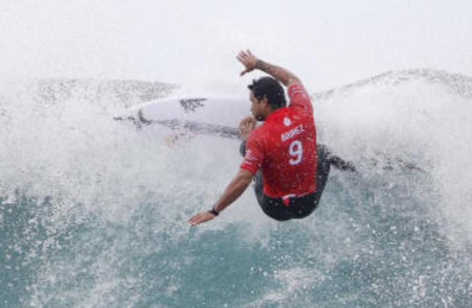 Surf – « Rip Curl Pro Bells Beach » : Michel Bourez ne fera pas sonner la cloche de Bell's Beach