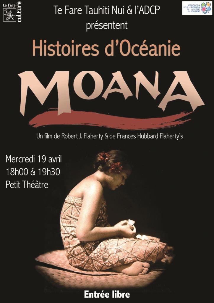 """""""Moana"""" : un film tourné aux Samoa pour la nouvelle série """"Histoires d'Océanie"""""""