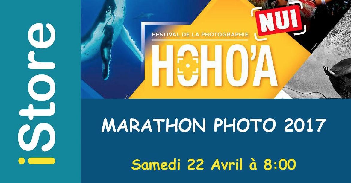 Marathon photo samedi au centre Vaima, tous à vos numériques