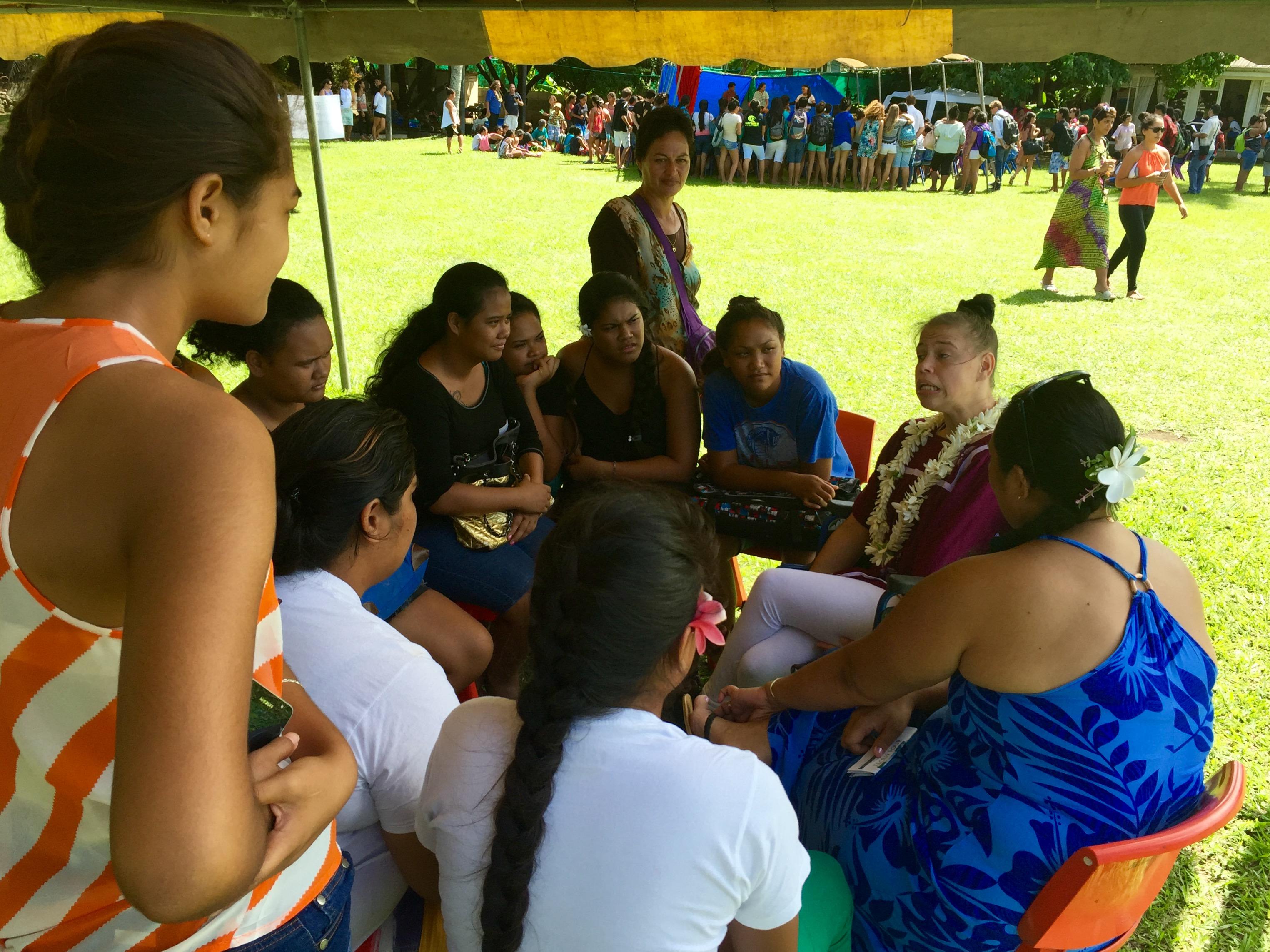 Salon Tepapa : deux jours de célébration du Livre à Papara
