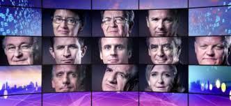 Présidentielle: le dernier round télévisé bousculé par l'attaque sur les Champs-Elysées