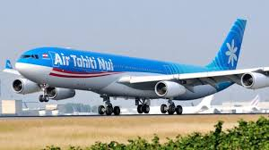 Modification du programme de vol d'Air Tahiti Nui