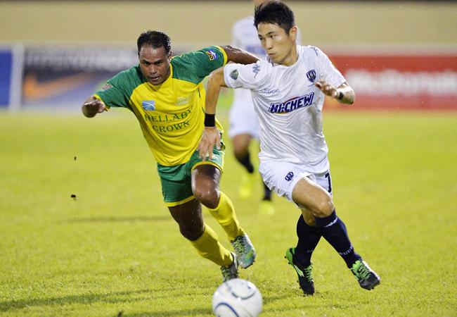 O-League : Tefana s'incline en Nouvelle-Zélande 2 buts à 0