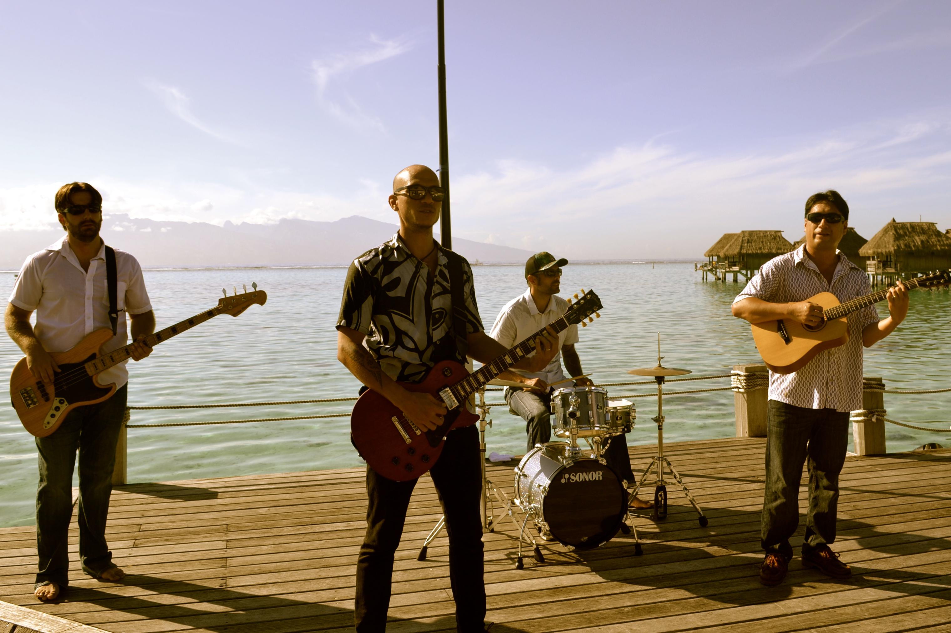 Le nouveau groupe EKE sort son premier single
