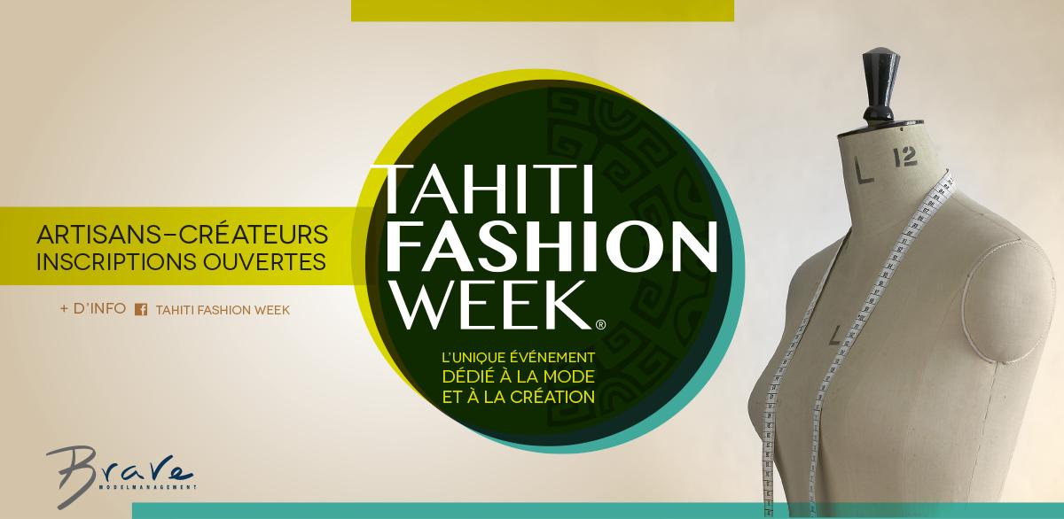 Tahiti Fashion Week 2017 : créateurs, dévoilez vos collections