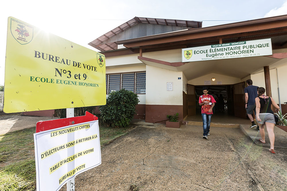 """""""Le futur président doit prendre en compte la situation de la Guyane !"""""""