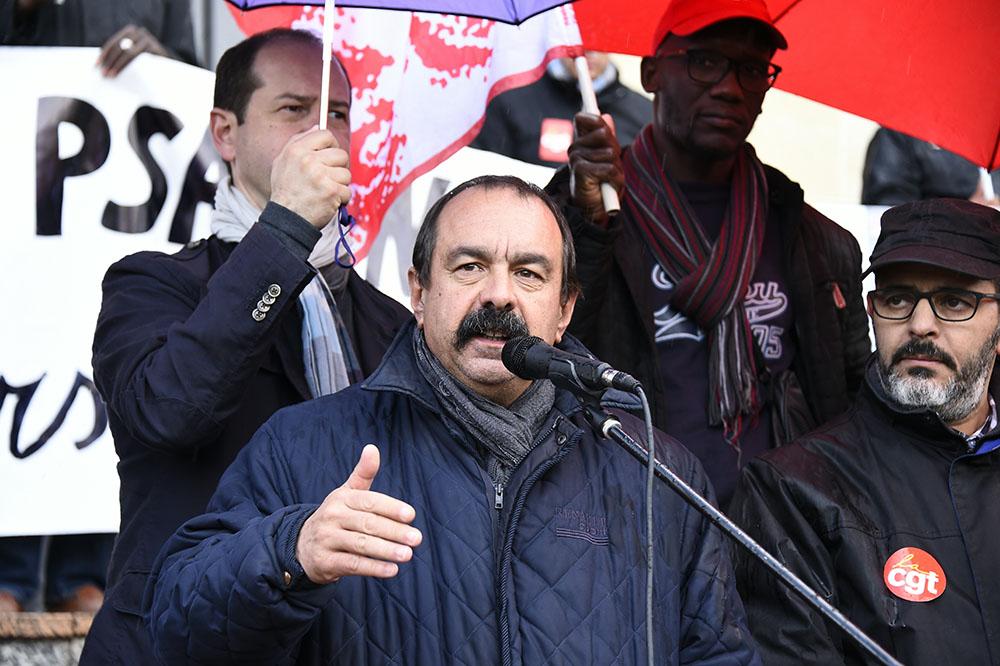 Présidentielle: deux mobilisations syndicales distinctes le 1er mai