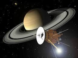 La sonde spatiale Cassini amorce son plongeon final sur Saturne