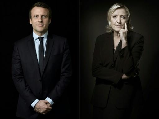 Le Conseil constitutionnel proclame les résultats du 1er tour: Macron, Le Pen au second