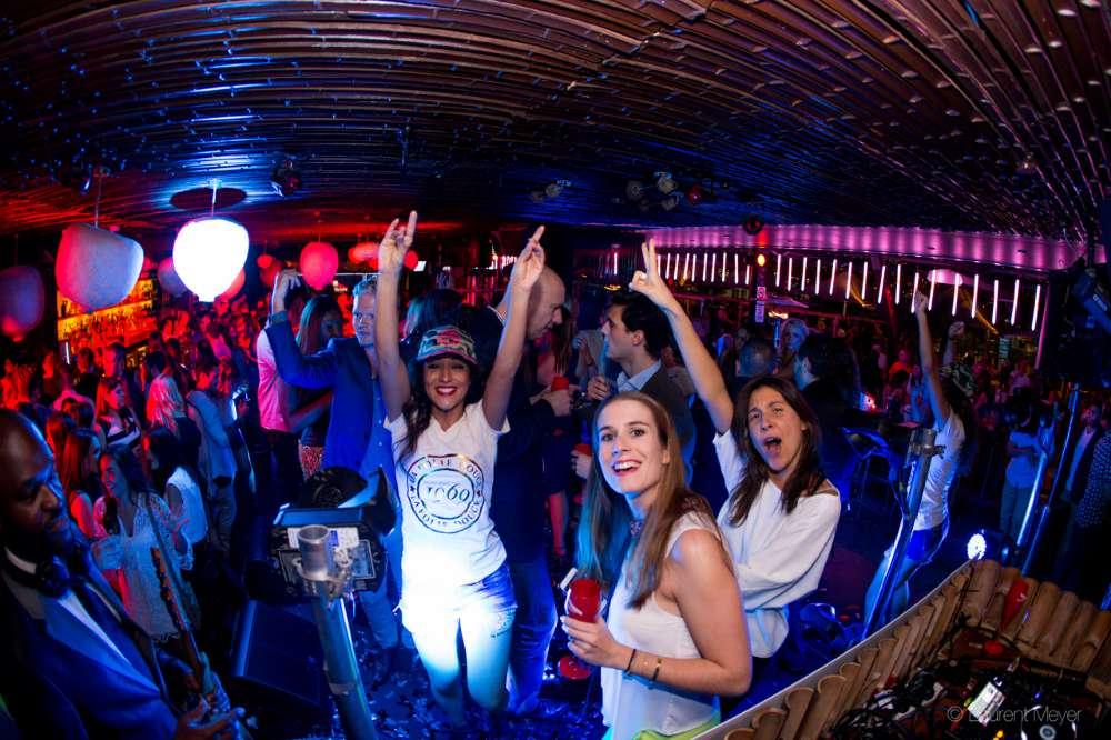 """""""La Folie douce"""" : l'Ibiza des cimes déferle à Tahiti et Moorea !"""