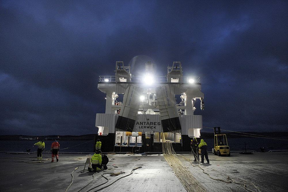 Surpêche: l'ONG Bloom s'alarme d'un projet de subvention à la construction de navires