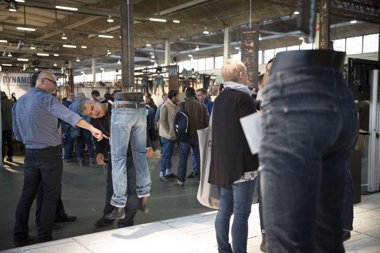 Le jean du futur, entre high tech et écologie