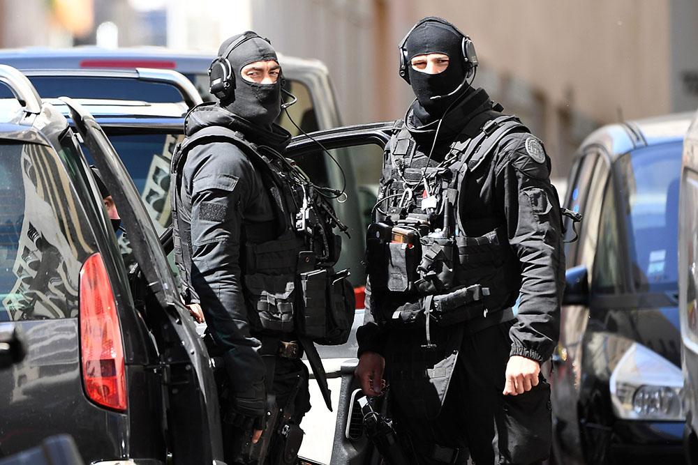Arrestation d'un soldat allemand suspecté d'un projet d'attentat