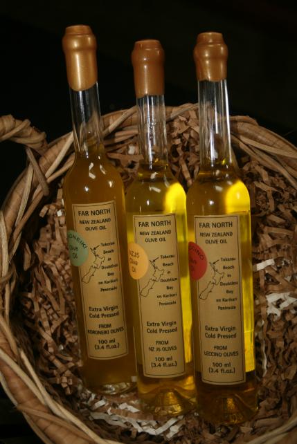 Le Northland produit des huiles d'olive vierges extrêmement fruitées, qui sont un véritable régal pour le palais des connaisseurs.