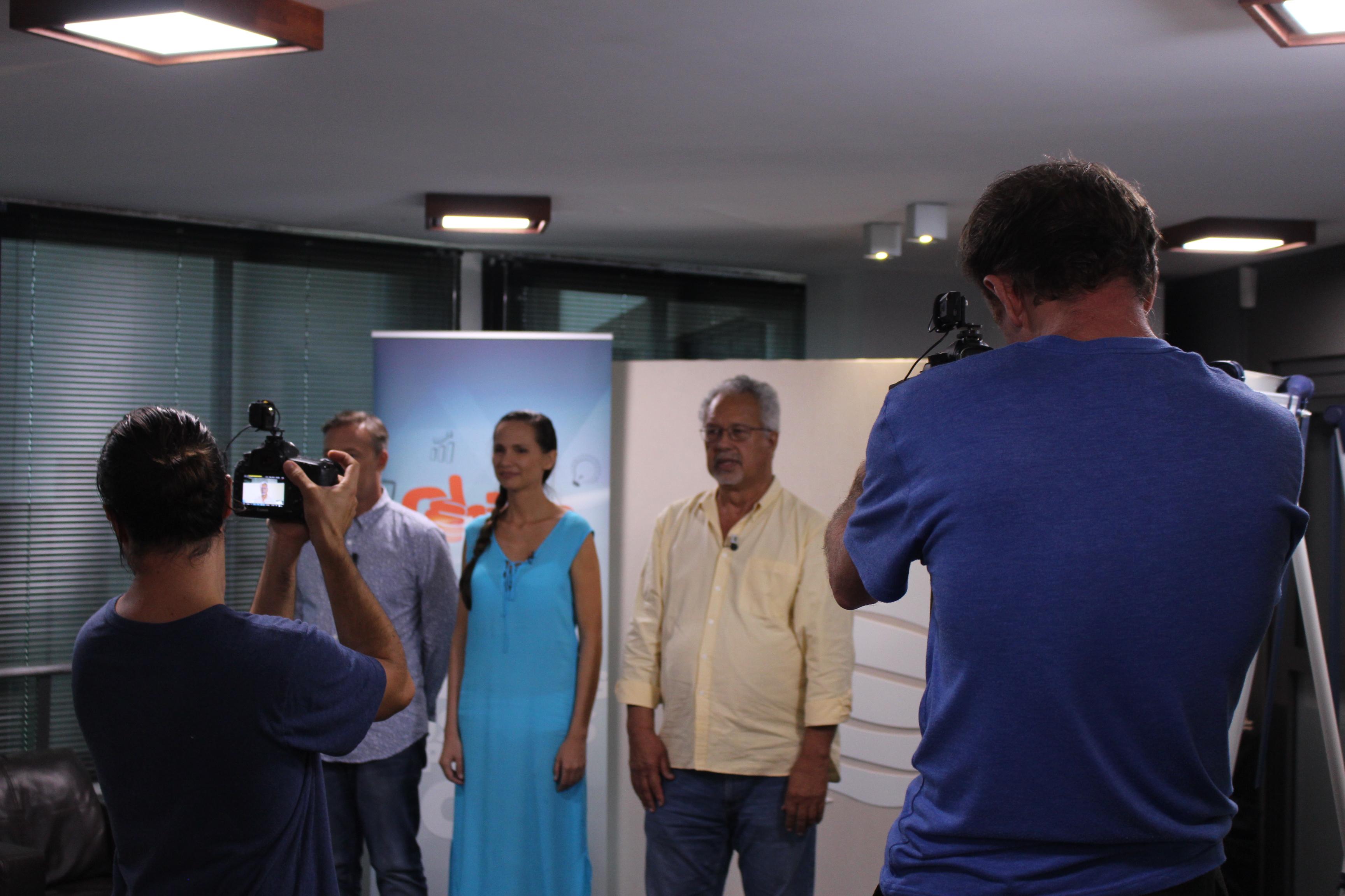 Ils étaient vingt le premier jour, venant de Tahiti et des îles. Des candidats des Australes, de Raiatea ou de Moorea étant de la partie. À l'issue du tournage de Ohipa Maitai, il n'en restera qu'un.