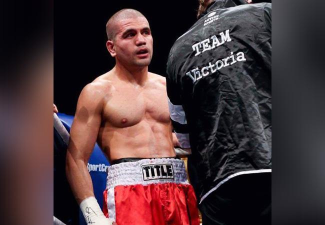 Boxe : Mathias Noto n'a pas eu raison de Tautuarii Brillant à Toulon