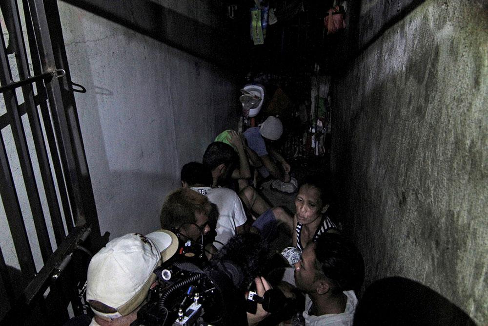 """Philippines/guerre antidrogue: des détenus dans une """"cellule secrète"""""""