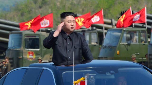Tir de missile : Paris appelle la Corée du nord à démanteler son arsenal