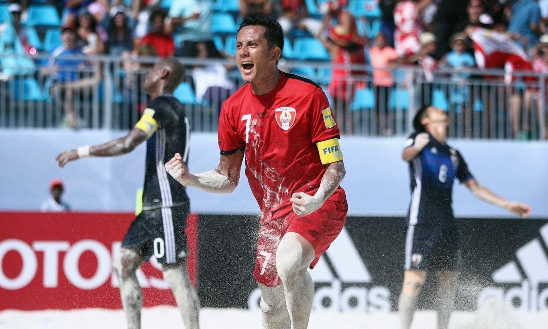 Le but de la victoire a été marqué par Raimana Li Fung Kuee