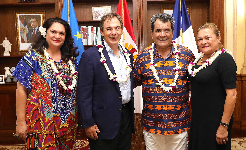 Hawaiian airlines envisage une seconde rotation hebdomadaire Tahiti-Hawaii