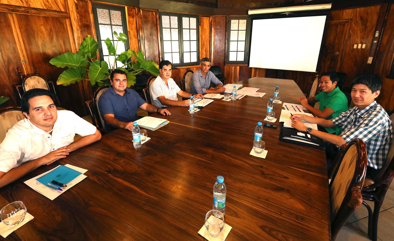 Réunion de la commission d'attribution des ateliers relais