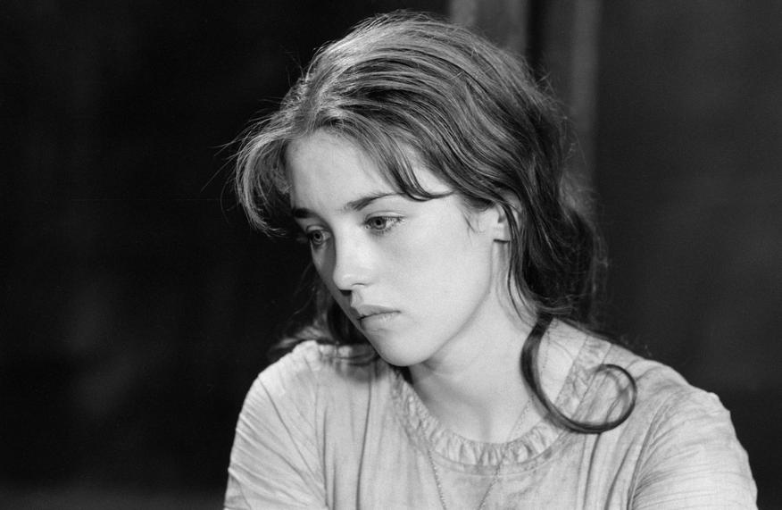"""Isabelle Adjani a joué le rôle-titre de """"Ondine"""" en 1973."""