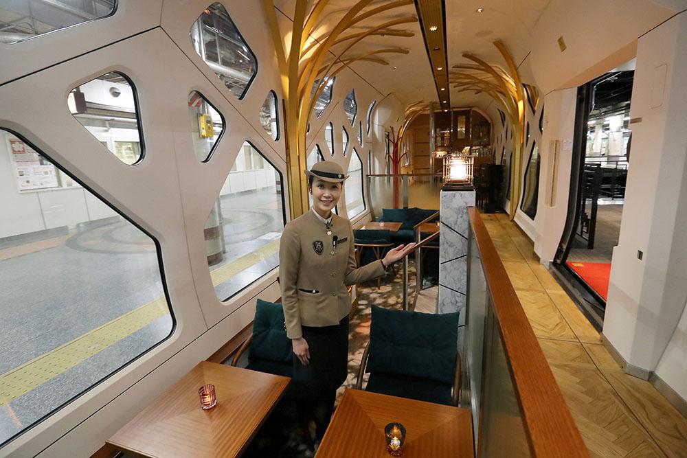 Japon: Le luxe d'une croisière ferroviaire au pays des Shinkansen