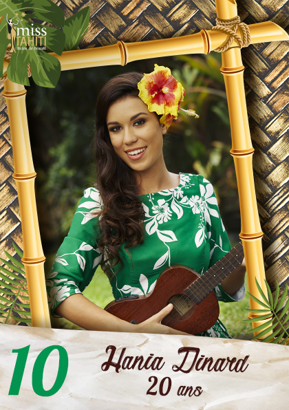 Miss Tahiti 2017 : les dix candidates se dévoilent