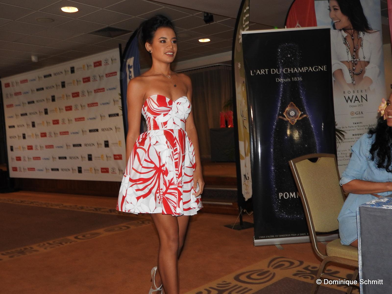 Miss Tahiti 2017 : qui sont les dix vahine en lice ?