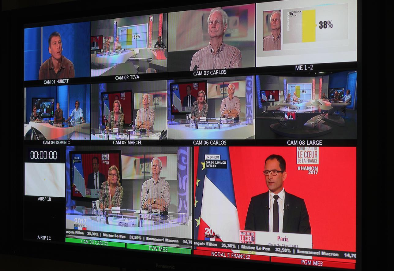 Elections présidentielles : suivez la finale sur Polynésie 1ère