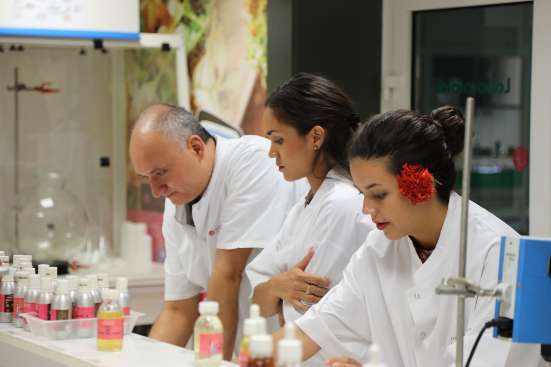 Olivier Touboul, Leslie et Mareva