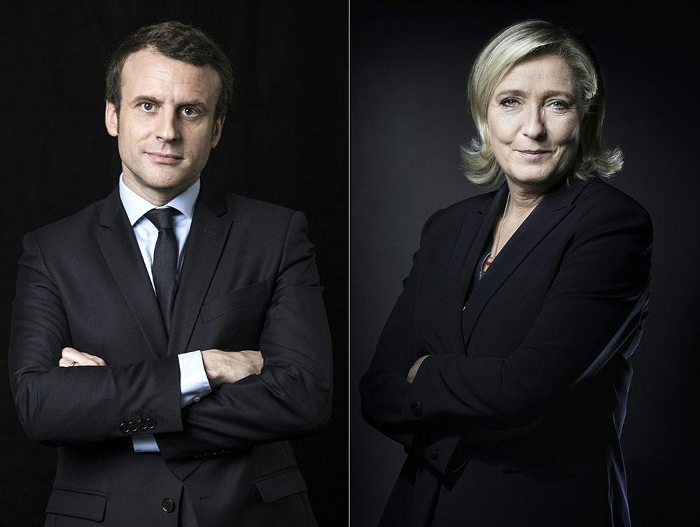 Macron ou Le Pen ? Les Français peu mobilisés pour élire leur nouveau président